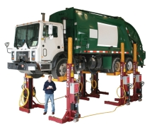 MP18 MP24 AND MP30 COLUMN LIFTS Mobile/Column Lifts