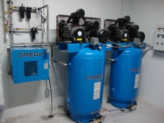 Omega Compressed Air Compressors
