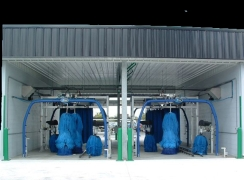 Dealership/Fleet Car Wash Vehicle Wash/Water Treatment
