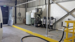 Waste Water Treatment Systems Vehicle Wash/Water Treatment