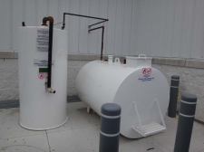 Hassco Bulk/Waste Fluid Storage